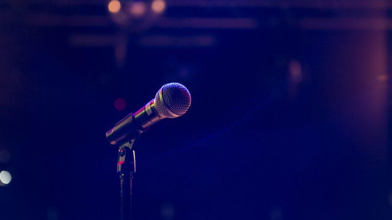En microfon