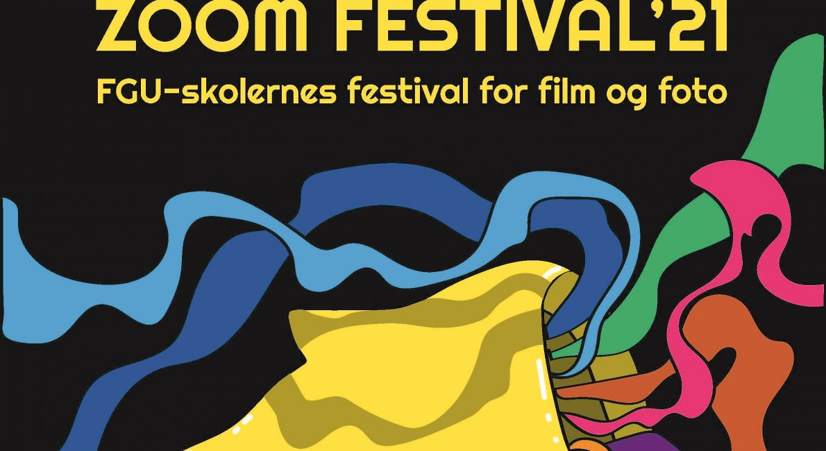 Detalje fra plakat for Zoom Festival 2021
