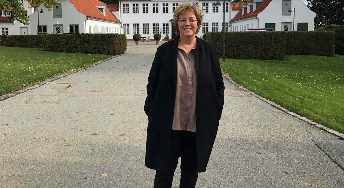 Direktør for FGU Vestegnen Hanne Fischer på Marienborg